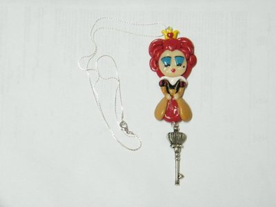 Collana Regina di Cuori