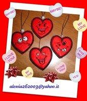 Ciondolini cellulare San Valentino
