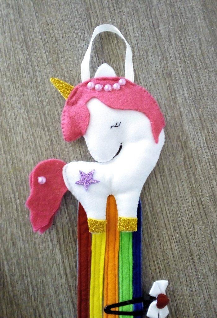unicorno porta ferrettini