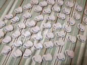 Piedini in porcellana con magnete