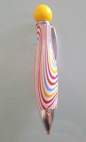 Penna personalizzata diamond painting colorata