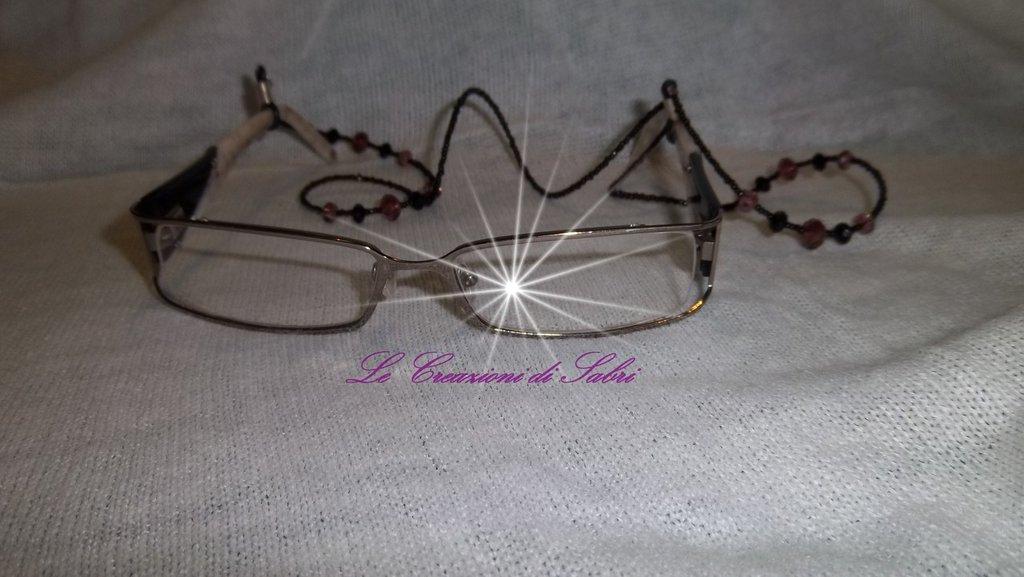 cordino per occhiali