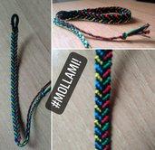 Bracciale Frecce Multicolore