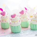 Cupcake, Cupcake Fimo, Cupcake, Dolci Fimo, Decoden Fimo, Decorazioni Fimo, Charm Fimo, Lotto Fimo, Creazioni Fimo, Polymer clay, bomboniera in fimo, personalizzabile, bomboniere segnaposto, bomboniere nascita, bomboniere comunione