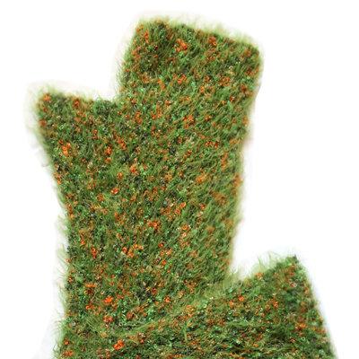sciarpa verde prato
