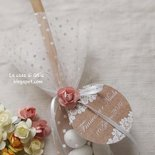 Bomboniere o segnaposto per matrimonio country chic,cucchiaio di legno,personalizzabile