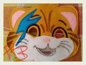 Maschera di Lampo 44 gatti