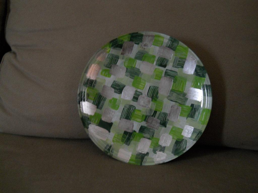 piatto di vetro