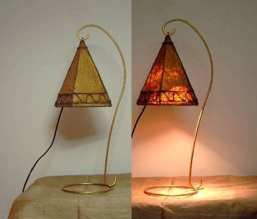 Lanterna Piramide