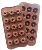 Stampo in Silicone a Dolce, Corona, Budino ,Biscotto, Torta - Gessi - Fondente - Decorazione Torte - Cioccolato - Sapone - Resina