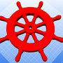 File STL per stampa 3D Timone in rilievo arte marinaresca download digitale