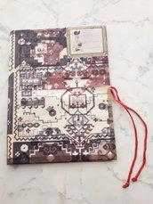 """Quaderno """"cover carte"""""""