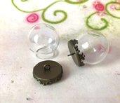 5 set AMPOLLA boccetta sfera set bronzato ciondolo - occasione
