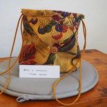 borsa, borsetta,borsetta secchiello,creata con la *tecnica origami*