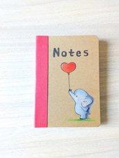 NOTES Elefantino innamorato