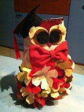 Il gufo laureato