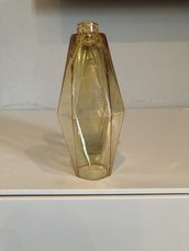 Poliedri, ricambi in vetro di Murano, ricambi per lampadari e applique, color oro