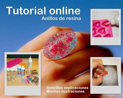 Curso online anillos de resina