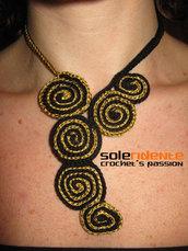collana Oro Nero
