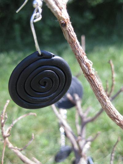 Girelle di Liquirizia orecchini