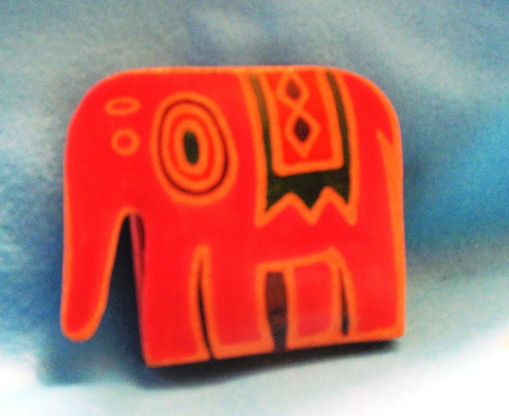 Porta Monete Elefantino