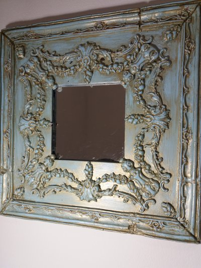 specchio stile  shabby