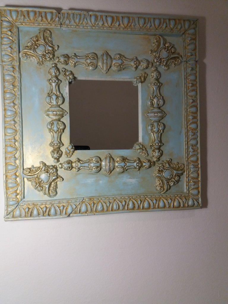 specchio quadro stile