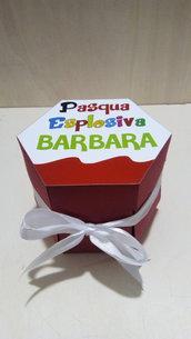 Idea regalo pasqua, scatola a sorpresa esplosiva