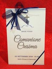 Pergamena Personalizzabile Cresima,Comunione,Laurea,Battesimo,Compleanno,Nascita