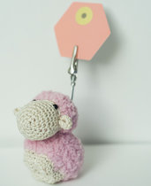 Amigurumi pecorella idea bomboniera