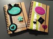 I mini quaderni personalizzati