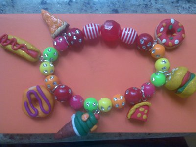 bracciale MULTI FOOD