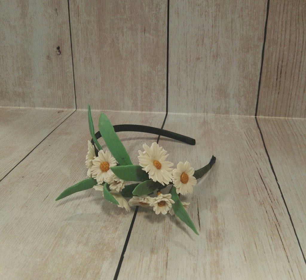 Cechietto fiori margherita
