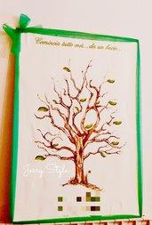Tableau Mariage albero della vita  matrimonio promessa 18 anni compleanno battesimo nascita