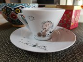 """Tazza colazione """"Linus"""""""