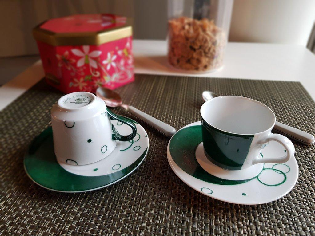 "Tazzina caffè ""cerchi"""