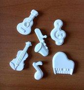 gessetti profumati oggetti musicali