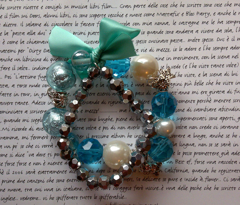 Bracciale Light Blue