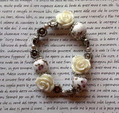 Bracciale Roses&Flowers