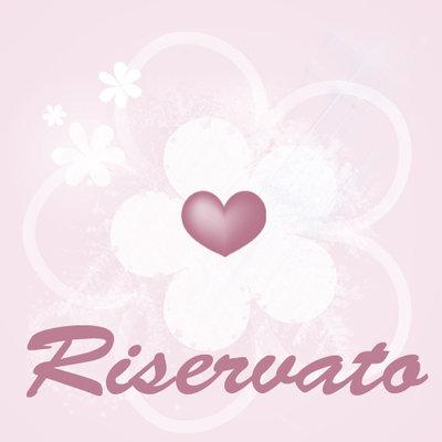 inserzione riservata set cake topper coniglietto rosa adele