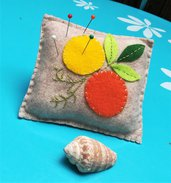 Cuscinetto puntaspilli agrumi