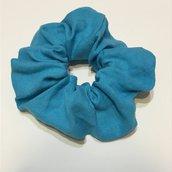 Elastico per capelli in Lino /Linen hair scrunchie