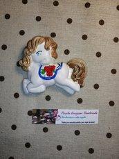 gessetto profumato in polvere di ceramica pony