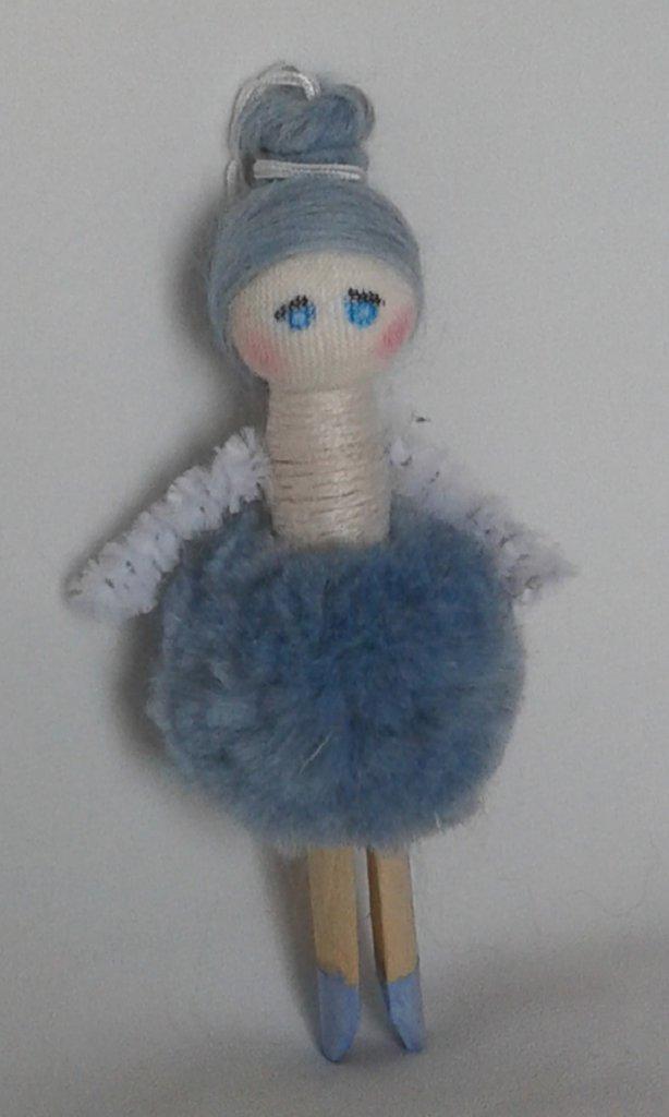 Bambolina ponpon ballerina