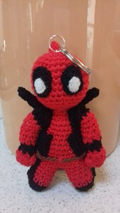 Deadpool portachiavi piccolo