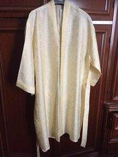 Promozione: Kimono e camica da notte in seta.: prezzo totale €49,90