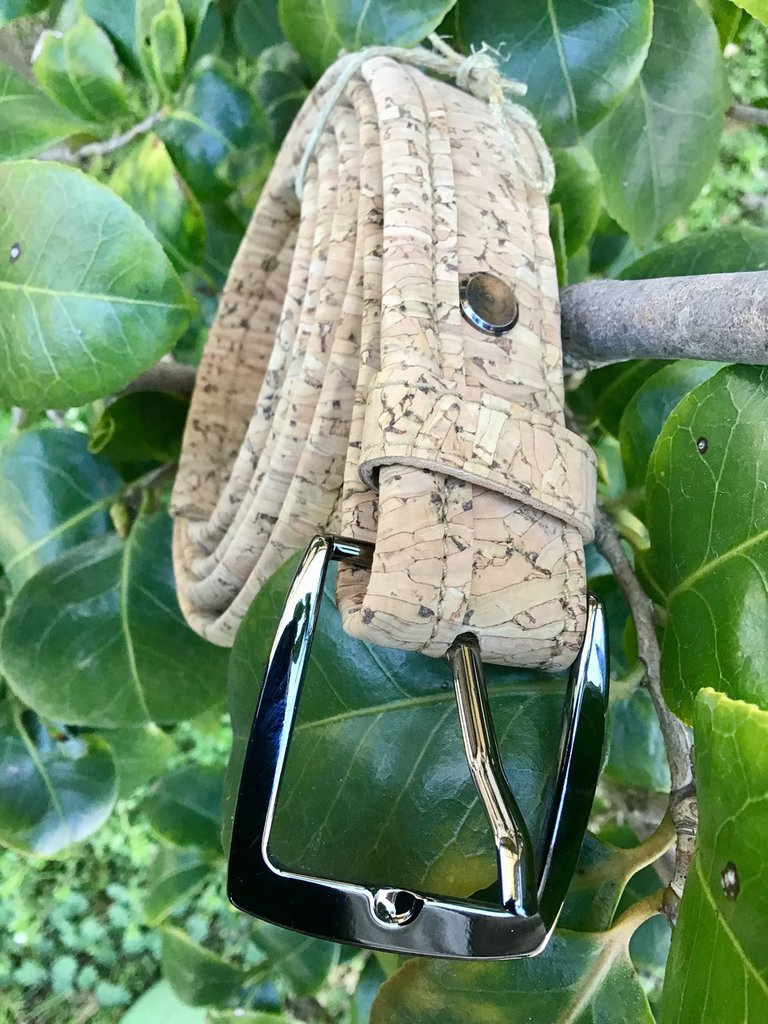 Cintura in sughero