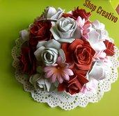 Centrotavola  con rose
