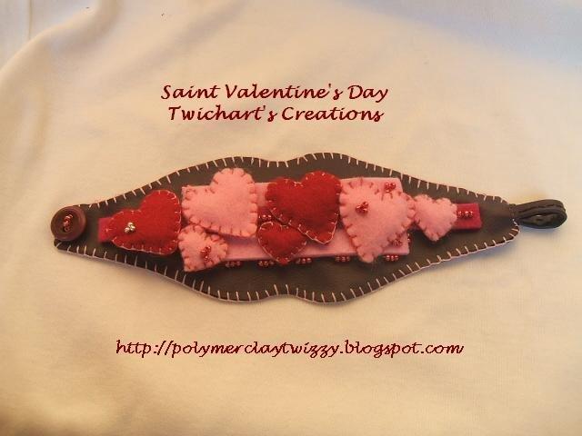 Saint Valentine's Day -Bracciale