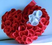 Cuore con rose